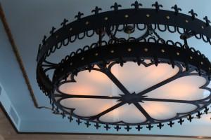 Trend ceiling light